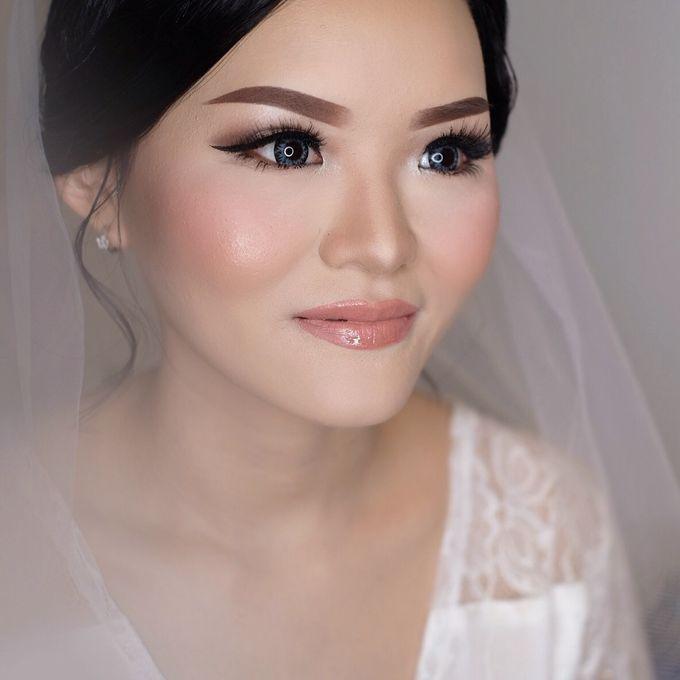 My Bride 2017 by VA Make Up Artist - 019