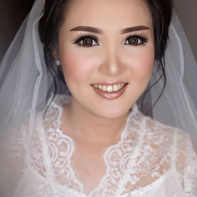 My Bride 2017 by VA Make Up Artist - 020