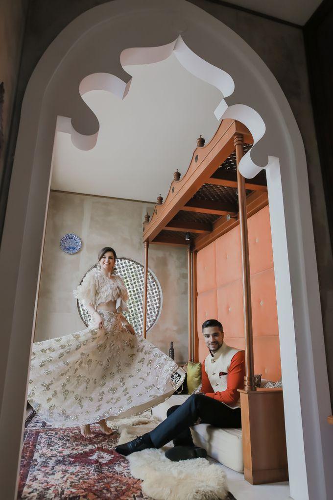 Sanjay & Aneshya Prewedding by Little Collins Photo - 004