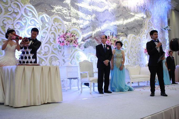 Jazz Wedding Entertainment Merlyn Park Hotel Jakarta - Double V entertainment by FOREVER CAKE - 008