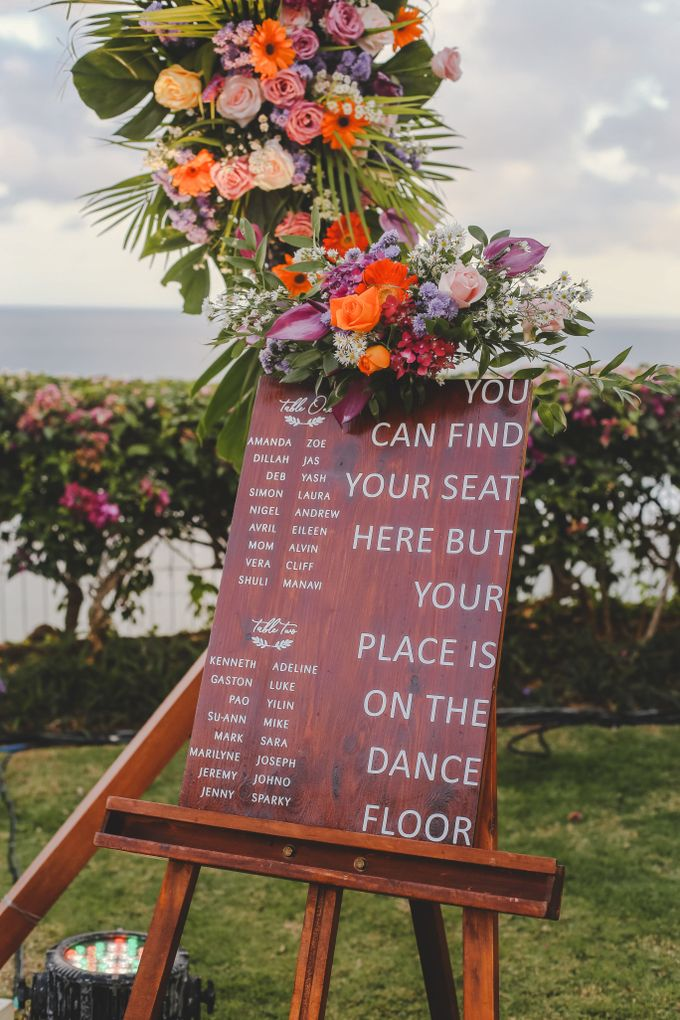 Tropical Lush Wedding in Bali by Silverdust Decoration - 036