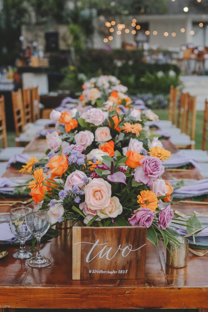 Tropical Lush Wedding in Bali by Silverdust Decoration - 037