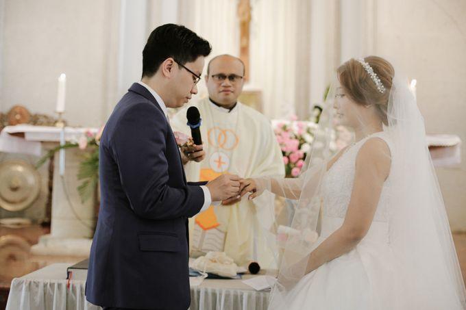 THE WEDDING OF ALVIN & TASYA by Alluvio - 019