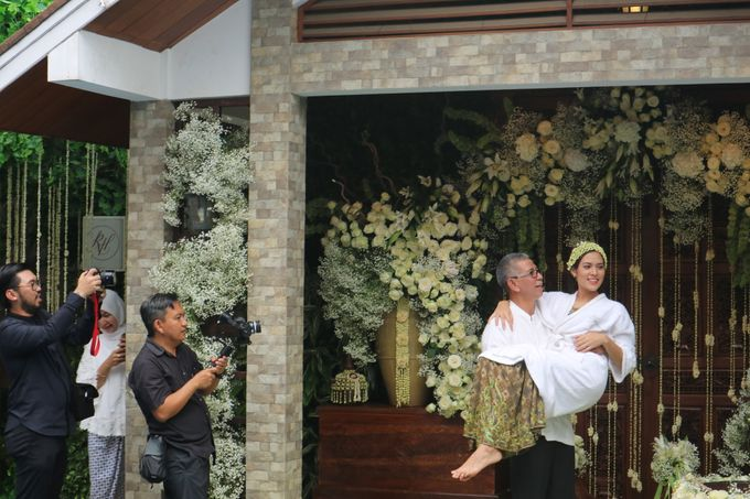 Home Wedding Raisa by APH Soundlab - 010
