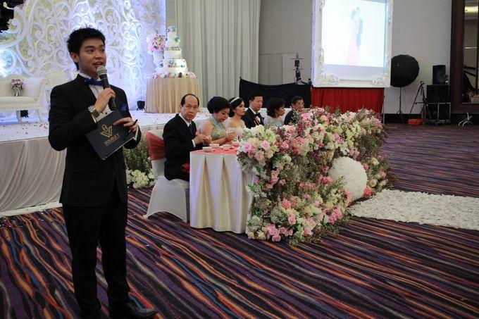 Jazz Wedding Entertainment Merlyn Park Hotel Jakarta - Double V entertainment by FOREVER CAKE - 005