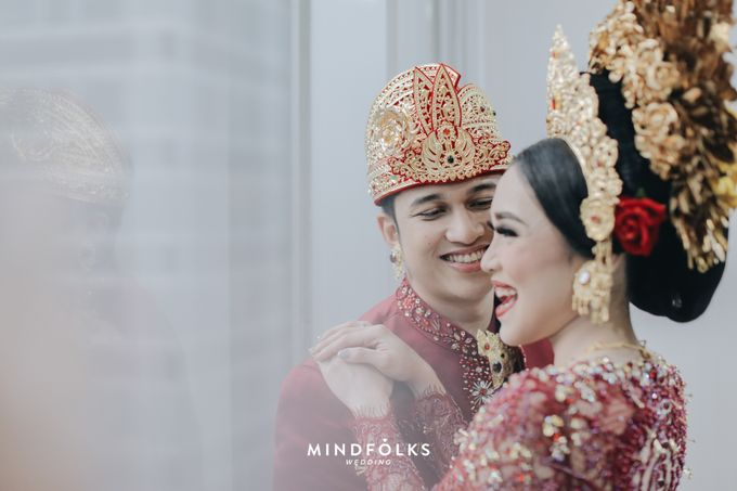 Compilation of Balinese Wedding at 9th and 10th Floor by Dwi Tunggal Citra Catering - 008