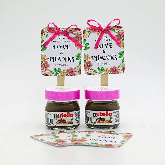 Perpetual Spring Favor Gift Tag by Gift Elements - 001