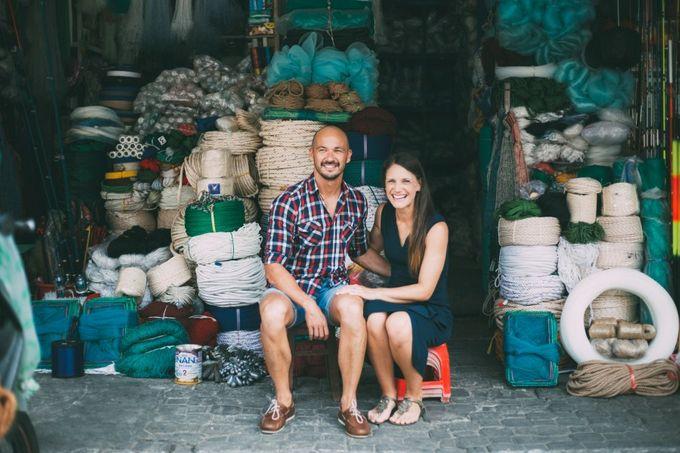 Engagement CHris and Anna in Da nang-  da nang engegament photography by Anh Phan Photographer   vietnam weddng photographer - 006