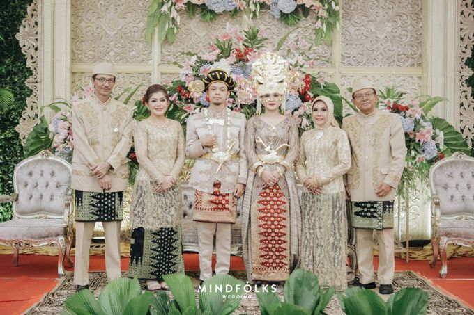 Mandailing Wedding Of Aldy & Marsha by Alfabet Catering - 014