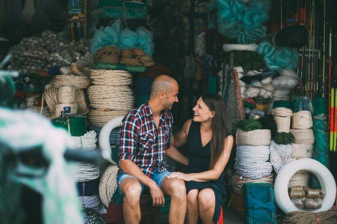 Engagement CHris and Anna in Da nang-  da nang engegament photography by Anh Phan Photographer   vietnam weddng photographer - 007