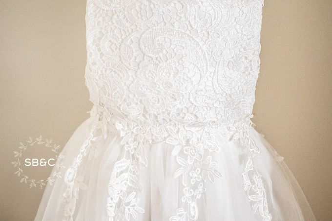 Flower Girl Dress by Sixpence Boutique & Co - 031
