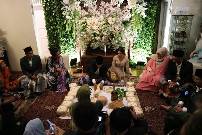 Home Wedding Raisa by APH Soundlab - 016
