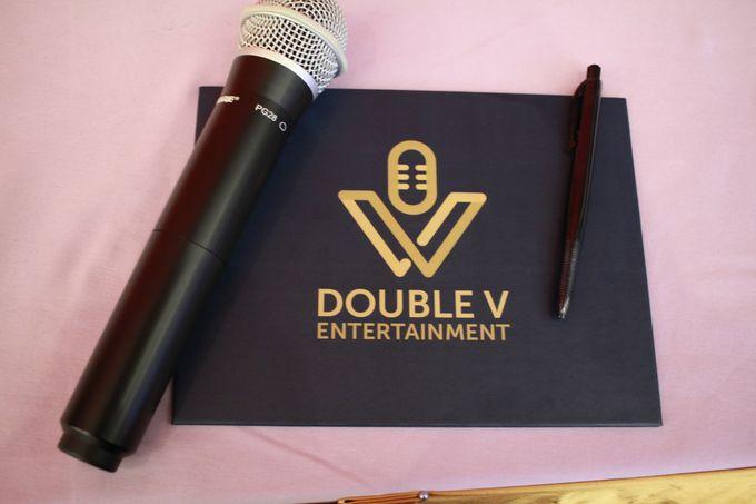 Jazz Wedding Entertainment Merlyn Park Hotel Jakarta - Double V entertainment by FOREVER CAKE - 004