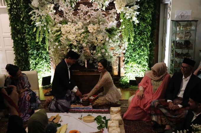 Home Wedding Raisa by APH Soundlab - 017