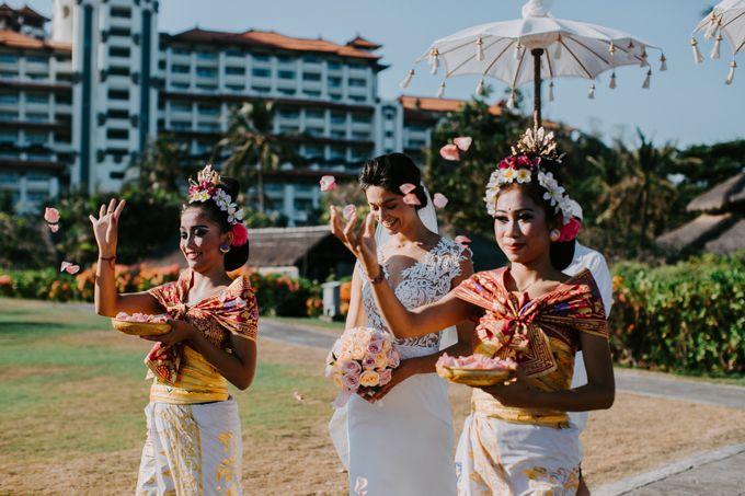 Wiwaha Beach Wedding by Hilton Bali Resort - 001