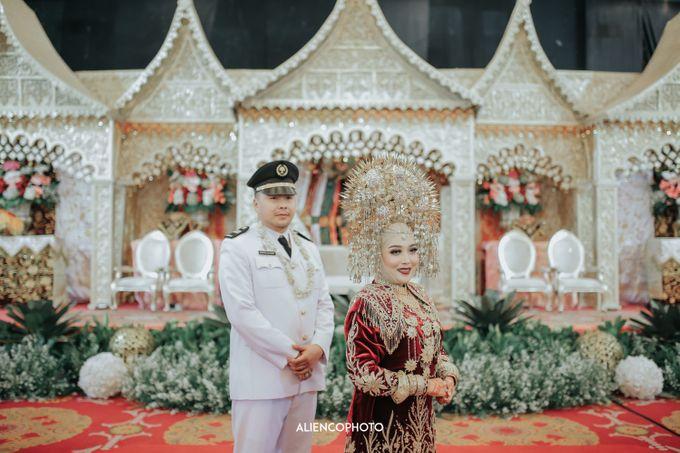 PURI ARDHYA GARINI WEDDING OF NIA & AFFAN by alienco photography - 042