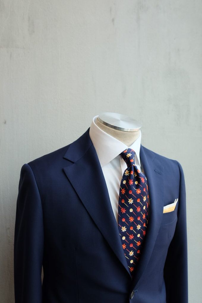 Clients Orders by Open Quarter Tailor - by Brillington Brothers - 003