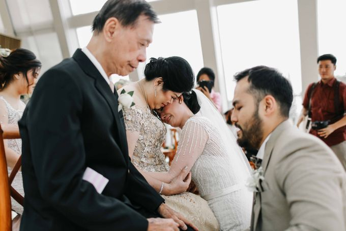 Andrew & Agnes Bali Wedding - Holy Matrimony by Levin Pictures - 034