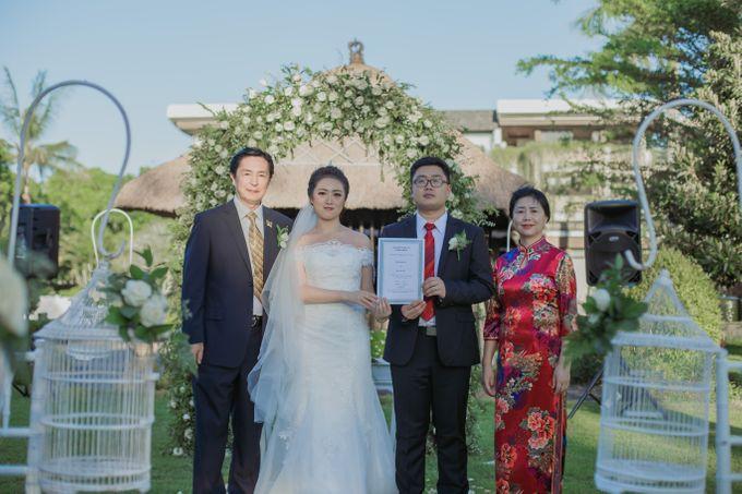 Wei Long Yun & Zhu Yan Lin Wedding by Le Grande Bali Uluwatu - 007