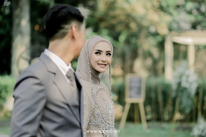 The Wedding Of Melly & Wisnu by alienco photography - 036