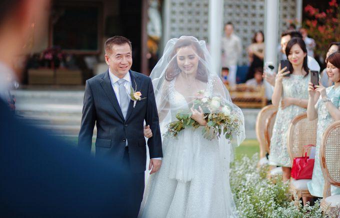 Dicky & Chelsea Wedding Day by Vivi Valencia - 038