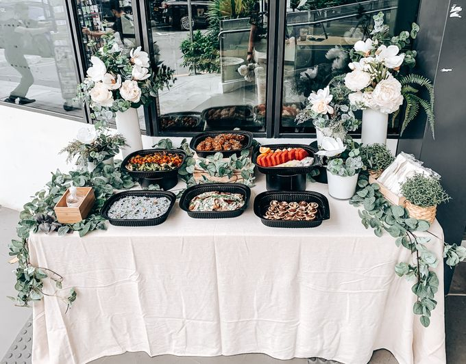 Grain Weddings (Buffet-to-go) by Grain Catering - 005