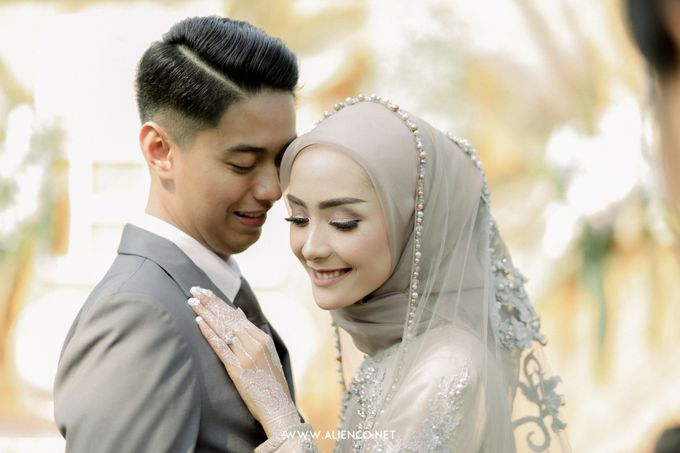 The Wedding Of Melly & Wisnu by alienco photography - 038