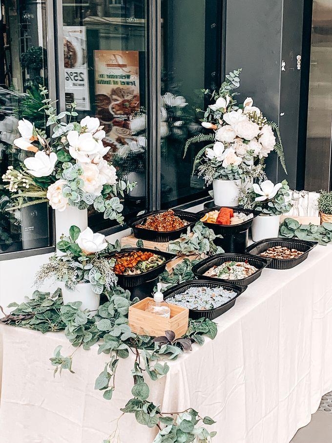 Grain Weddings (Buffet-to-go) by Grain Catering - 001