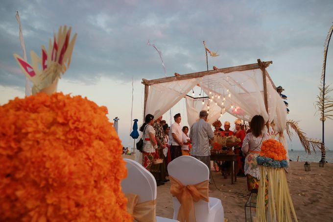 Wedding Anniversary - Balinese Decor by Sudamala Resorts - 006
