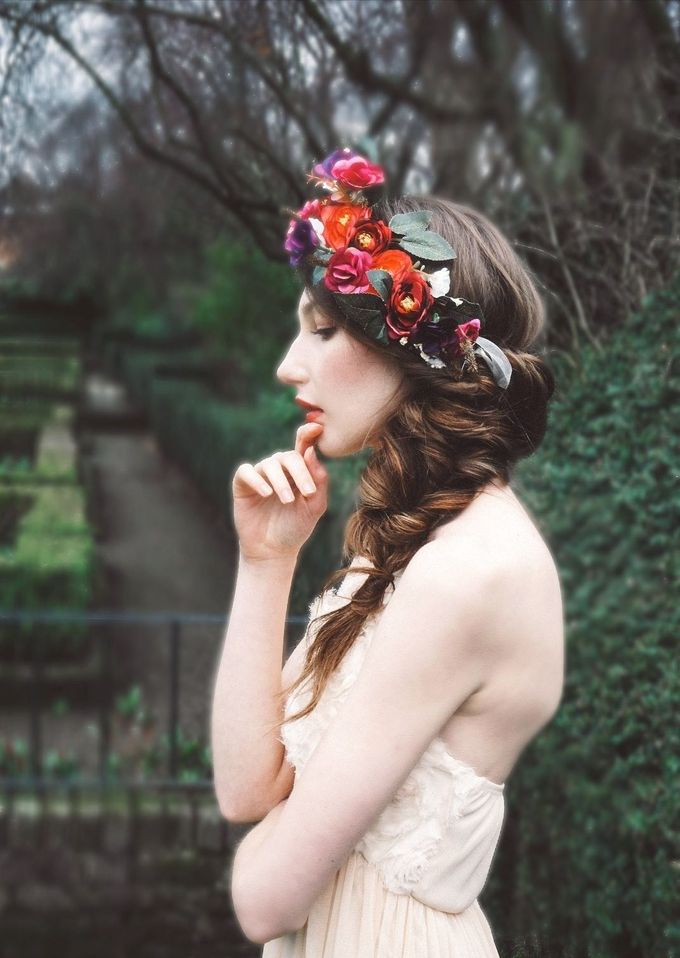 Bridal Hair by Maë Hair Specialist - 003