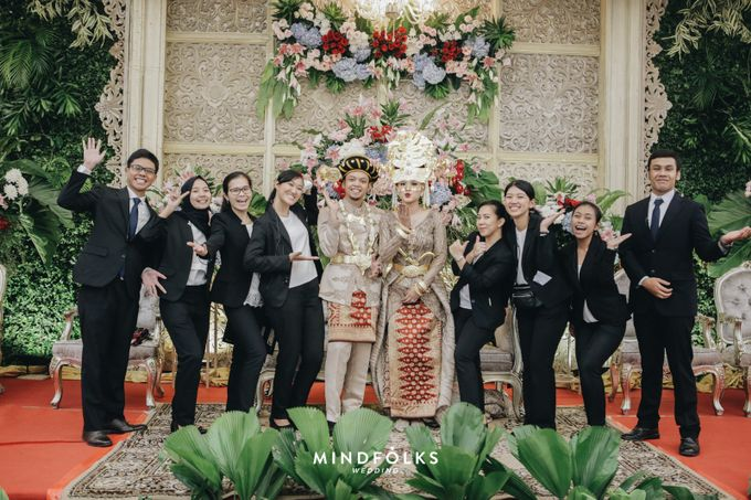 Mandailing Wedding Of Aldy & Marsha by Alfabet Catering - 015