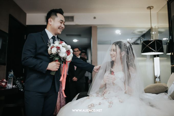 The Wedding of Richard & Valerie by alienco photography - 009