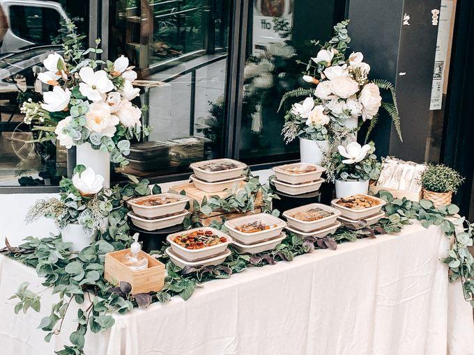 Grain Weddings (Bento) by Grain Catering - 001