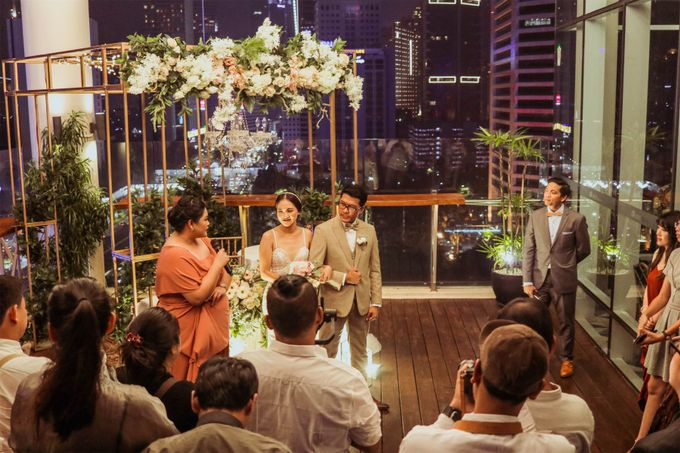 Leo & Sisi Wedding Day by Vedie Budiman - 004