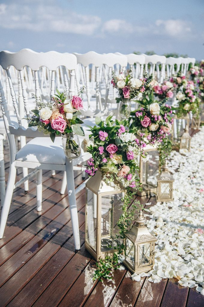 The Wedding of  Lee Hua Ling & Lee Yuet Lii at Banyan Tree by Red Gardenia - 001