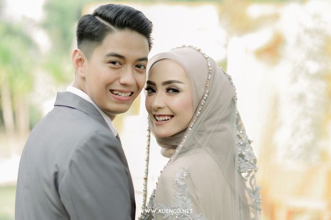The Wedding Of Melly & Wisnu by alienco photography - 041