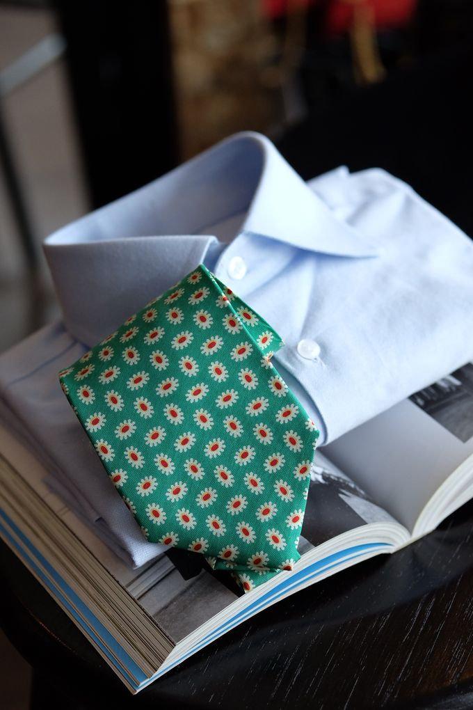 Clients Orders by Open Quarter Tailor - by Brillington Brothers - 002