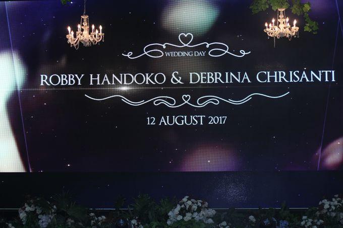 MC WEDDING ROBBY & DEBRINA AT HARRIS HOTEL by Aldo Adela MC & Magician - 017