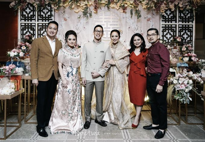 Indra and Yuanita Sangjit by Levine Decoration - 010