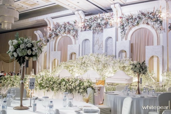 Four Seasons Hotel Jakarta Grand Ballroom 2021.06.20 by White Pearl Decoration - 005