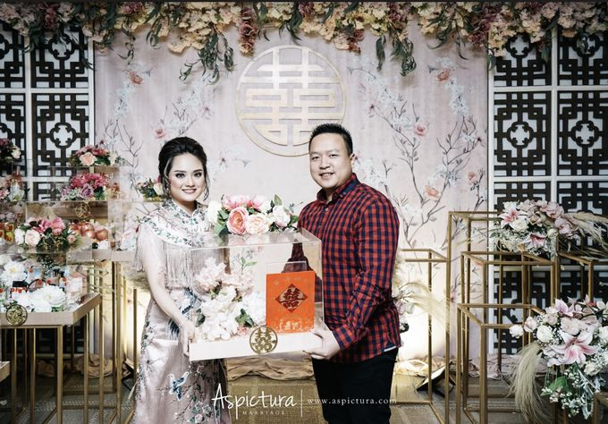 Indra and Yuanita Sangjit by Levine Decoration - 011