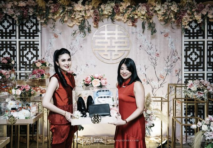 Indra and Yuanita Sangjit by Levine Decoration - 012
