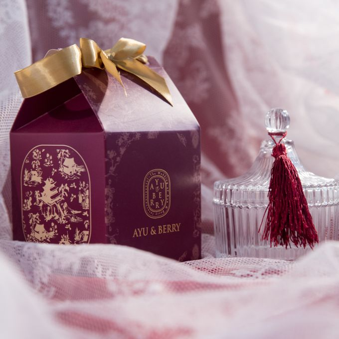 Ayu & Berry by Red Ribbon Gift - 001