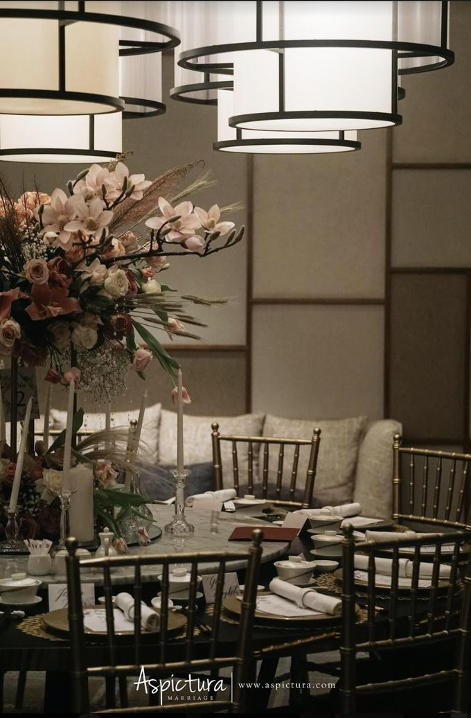 Indra and Yuanita Sangjit by Levine Decoration - 006