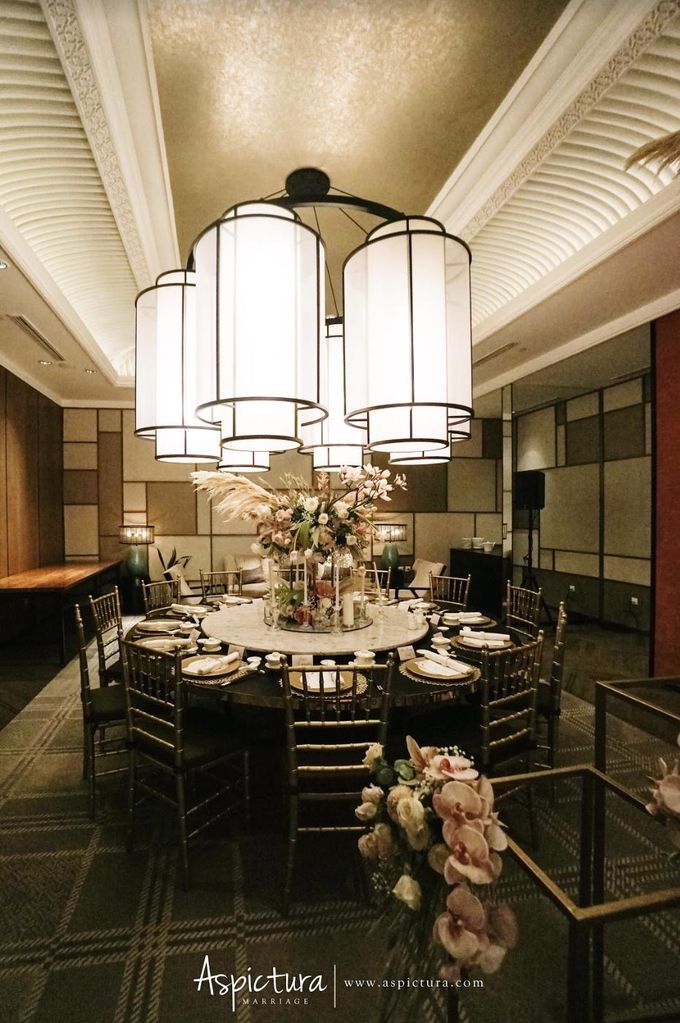 Indra and Yuanita Sangjit by Levine Decoration - 007
