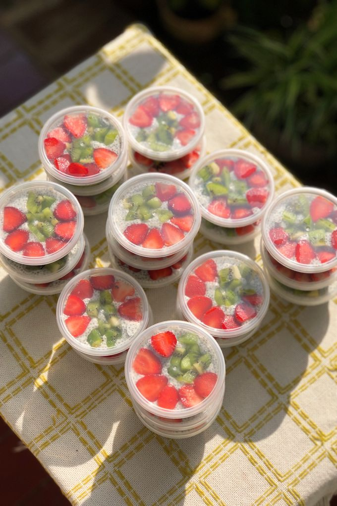Family Gathering by Mamah Taste Chia Pudding - 001