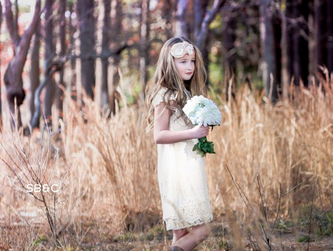 The Claire In Ivory by Sixpence Boutique & Co - 006