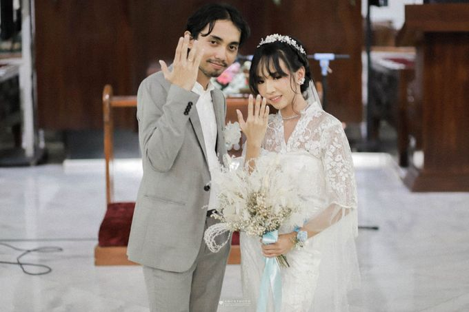 The Wedding of  Bertha & Nando by Amorphoto - 017