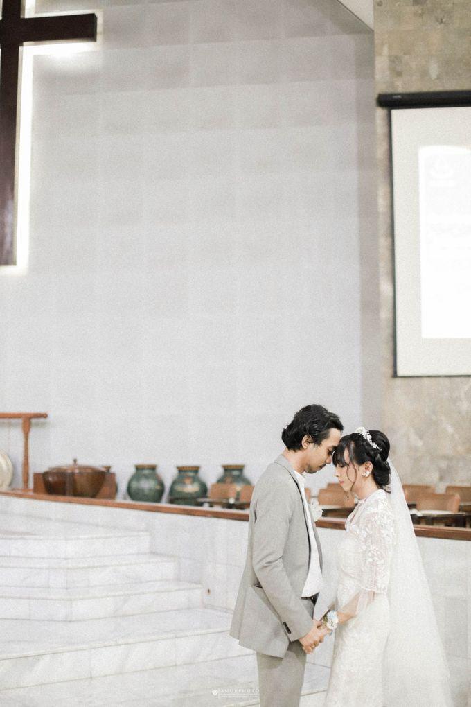 The Wedding of  Bertha & Nando by Amorphoto - 018