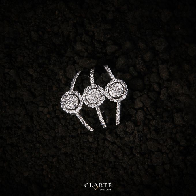 Trilogy from Clarte by CLARTE Jewellery - 003